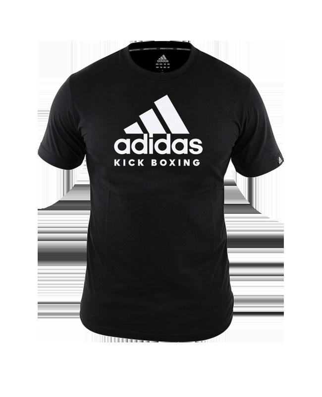 adidas Community T-Shirt Kick Boxing schwarz adiCTKB