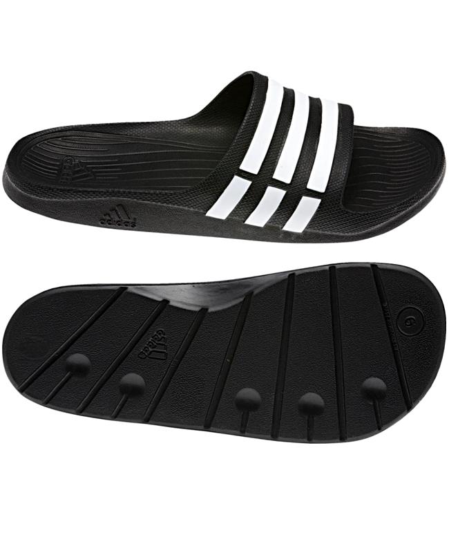 adidas DURAMO SLIDE Adilette UK9 EU 43 1/3 G15890 EU43 1/3 UK9