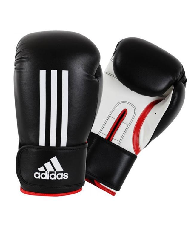 adidas Boxhandschuhe Energy 100 schwarz/weiß adiEBG100