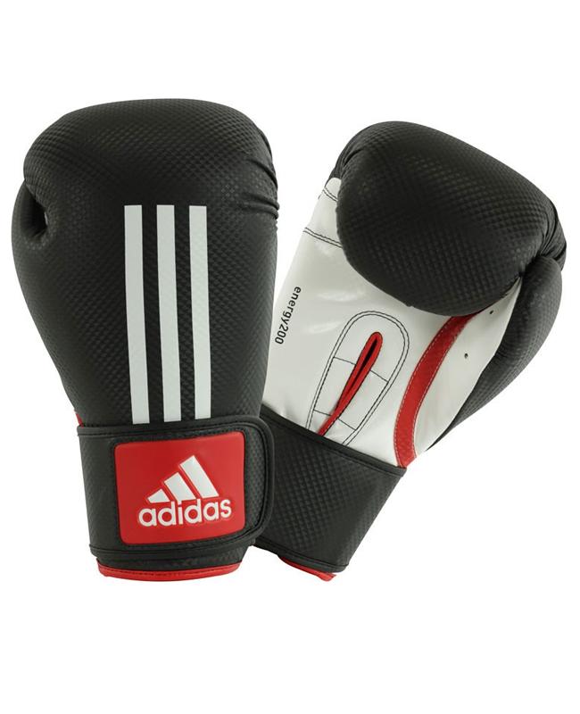 adidas Boxhandschuhe Energy 200 schwarz/weiß adiEBG200D