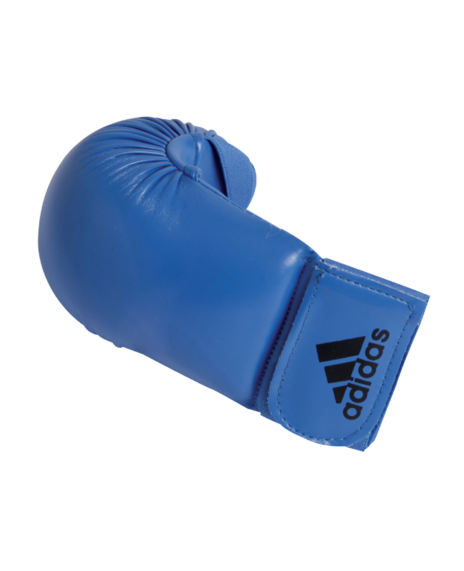 adidas Karate Faustschutz Training small shape M blau 661.11 M