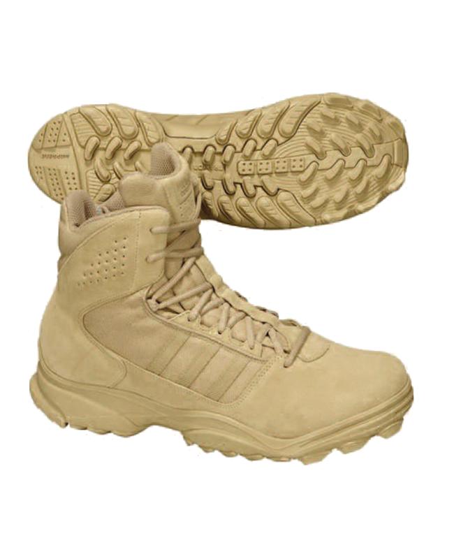 adidas GSG 9.3 Einsatzstiefel Gr. 41 1/3 UK 7,5 sand beige U41774 UK7.5