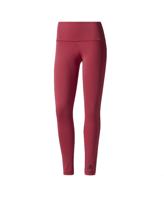 Adidas Women Ultimate Fit Long Tight Running Fitness Pants rosa XL BR8691 XL