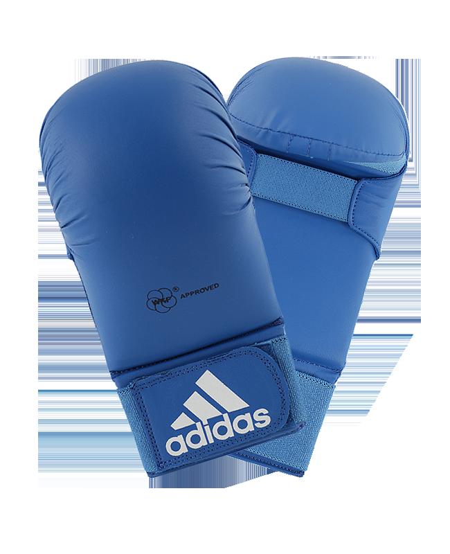 adidas Karate Faustschutz blau Gr.XL WKF 661.22 XL