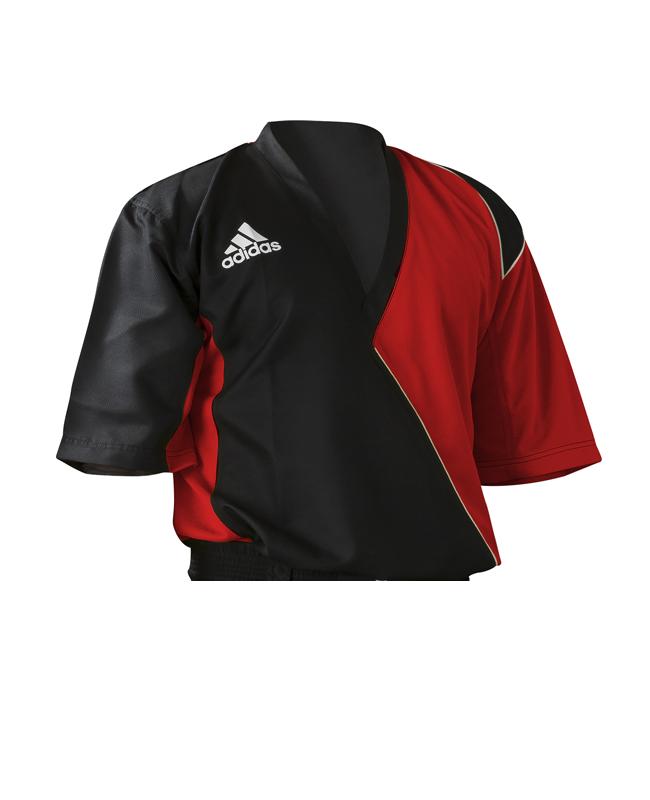 Adidas Kick Boxing Top adiTU010 schwarz/ rot