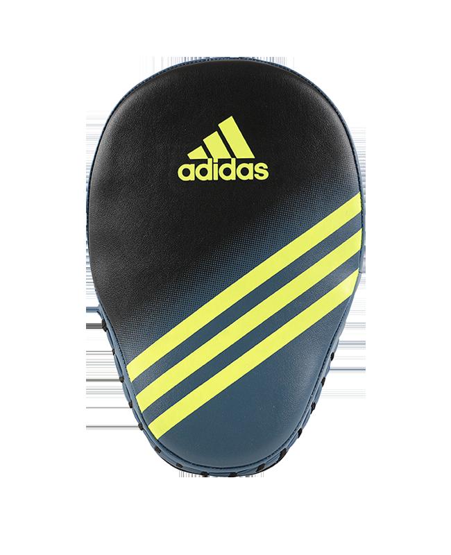 adidas SPEED FOCUS MITT short standard schwarz/gelb  ADIBACM011