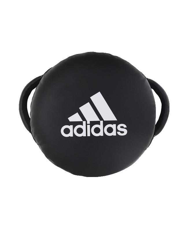 adidas PU round HIT Pad schwarz standard ADIRHP01