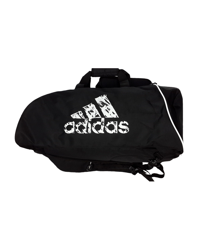 adidas Sporttasche Big Zip schwarz/weiß ADIACC052
