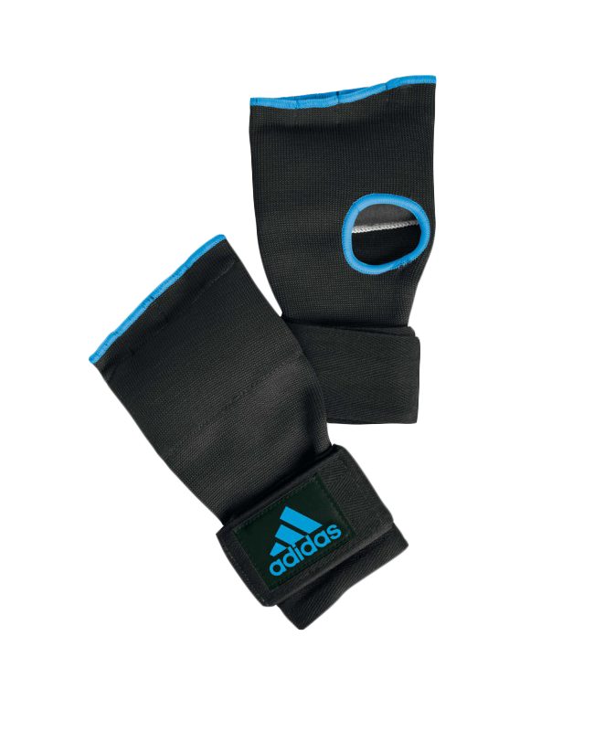 adidas Innenhandschuh Super Inner Glove Gel Gr. XL elastic ADIBP021-2 schwarz/blau XL