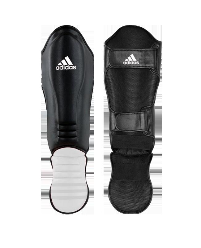 adidas Super Pro Schienbein Ristschutz schwarz/weiss ADIGSS011-2