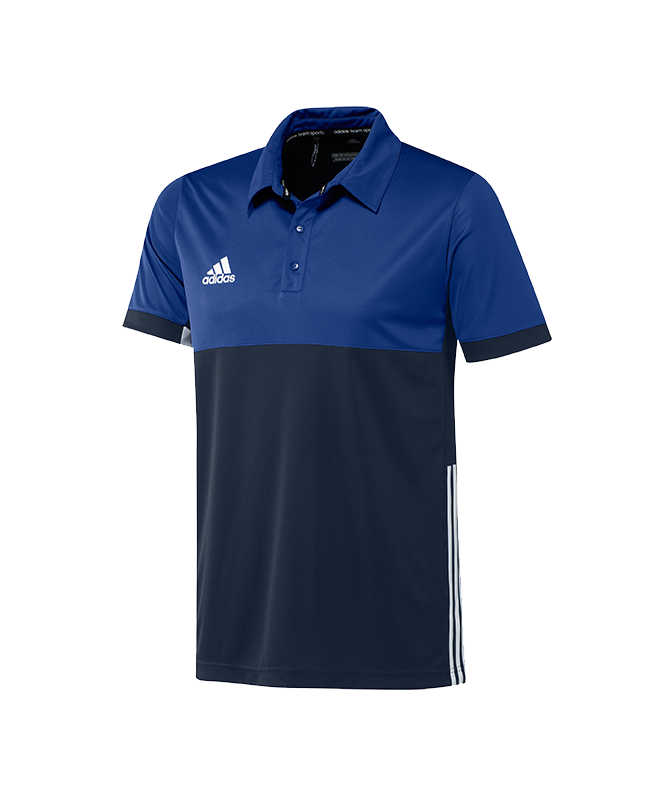 adidas T16 Climacool Polo Shirt Men Blau AJ5482 XL