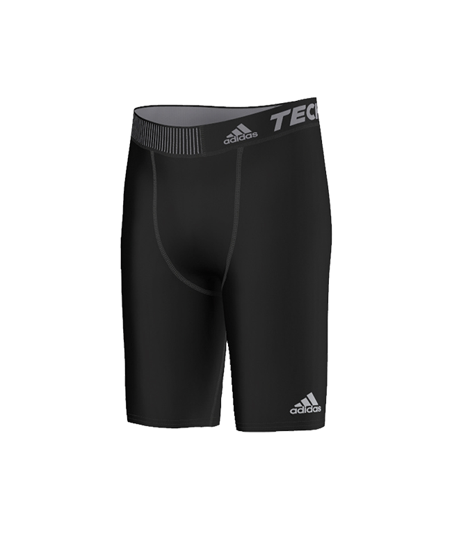 adidas TECHFIT Short TF C&S schwarz XS P92093 Compression Tight XS