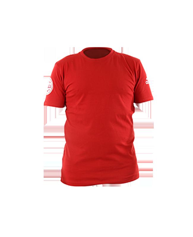 adidas Wako Leisure T-Shirt rot adiWAKOT1