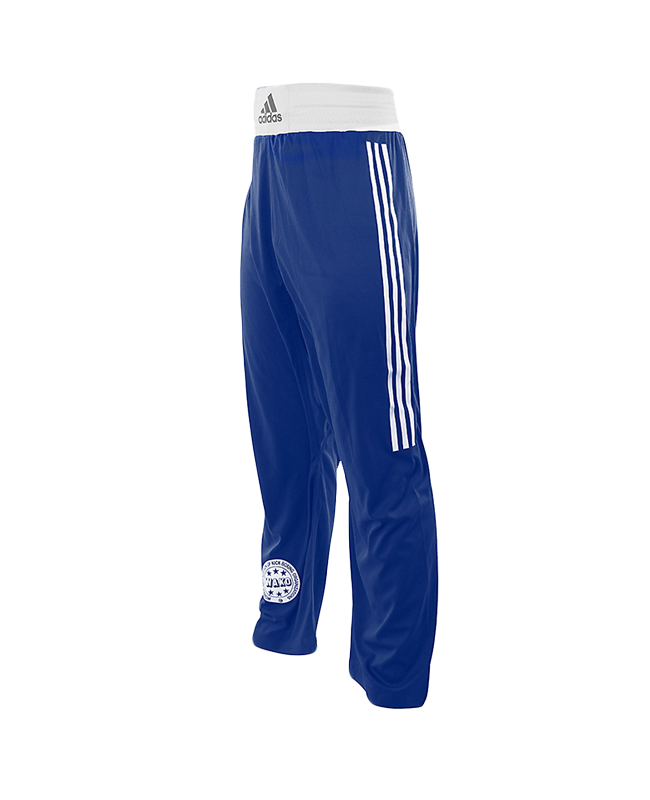 adidas Wako Technical Apparel Full Contact Hose blau adiFCP1_PL