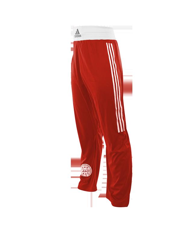 adidas Wako Technical Apparel Full Contact Hose rot adiFCP1_PL
