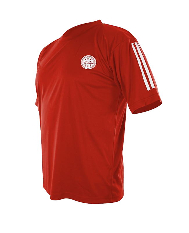 adidas Wako Technical Apparel PointFighting Shirt rot adiPFT1_PL