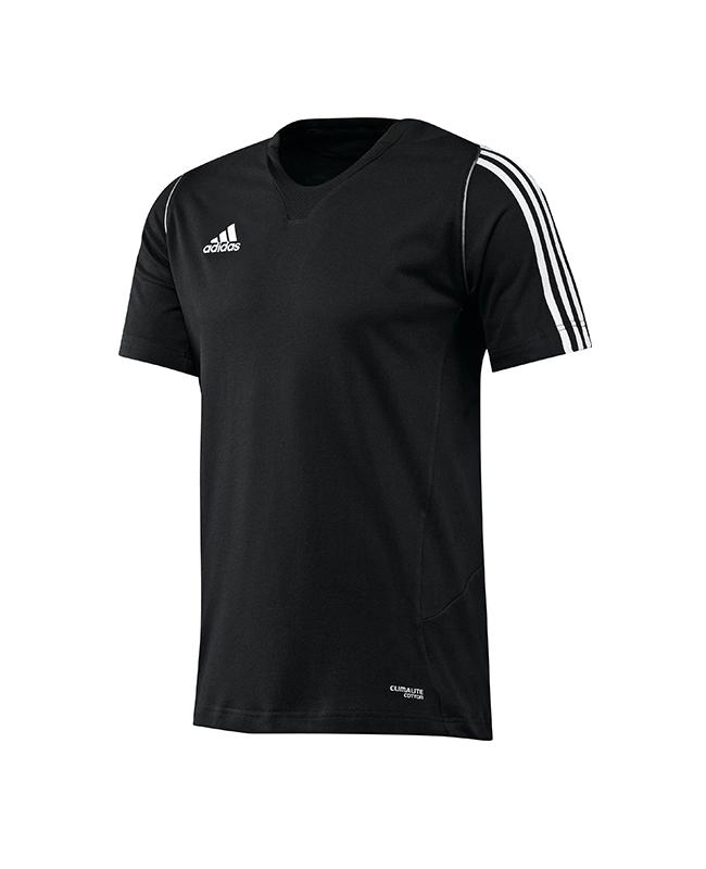 adidas T12 Team Shirt men SS Kurzarm schwarz adi X12935 06