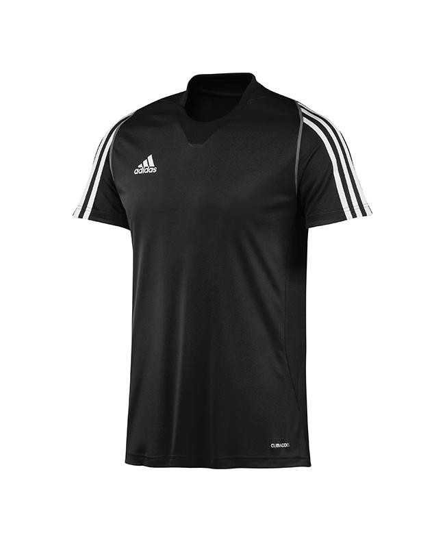 adidas T12 Clima Cool T-Shirt men Kurzarm schwarz adi X12940 08