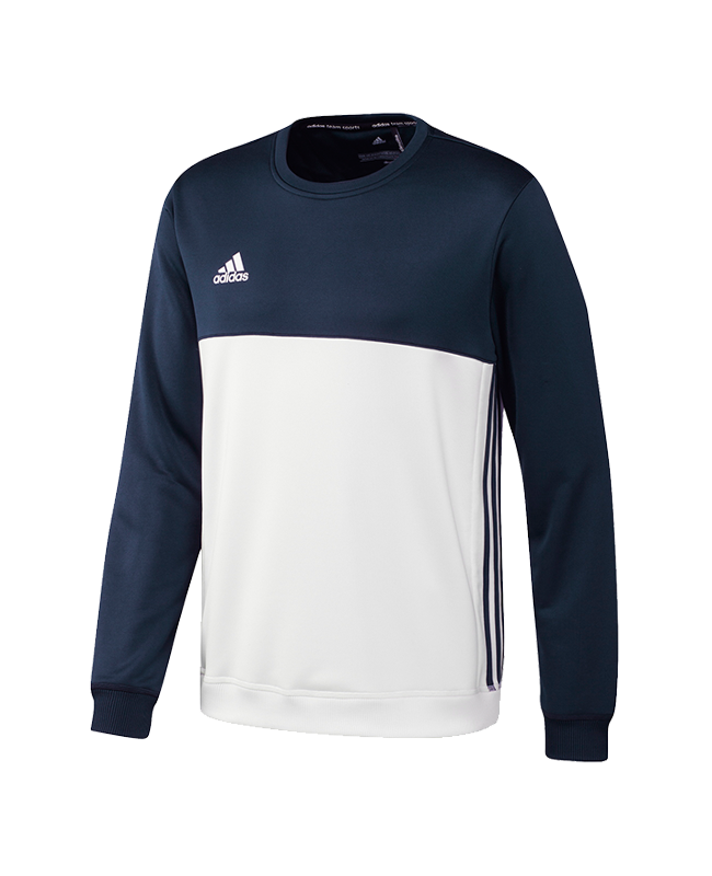 adidas T16 Crew Sweater MEN Blau  AJ5419 XS