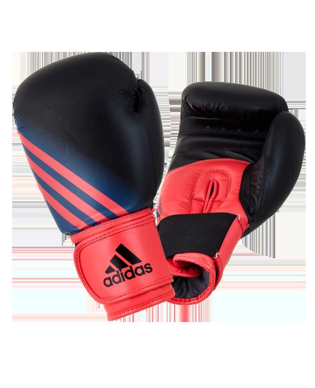 adidas Boxhandschuhe Speed 100  Woman schwarz rot 8 oz adiSBGW100 8