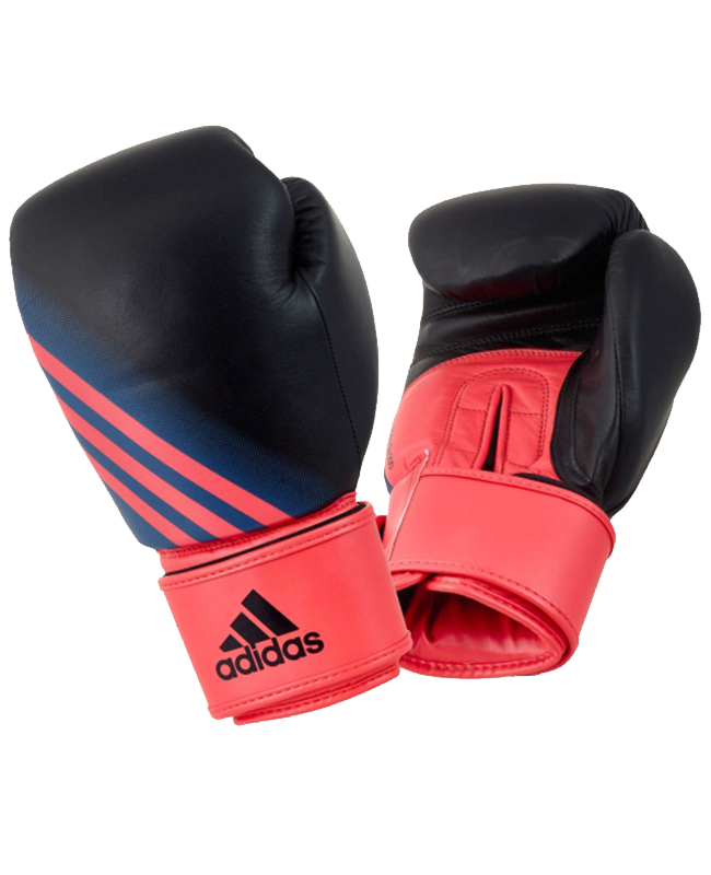 adidas Boxhandschuhe Speed 200  Woman schwarz rot 8oz adiSBGW200 8oz