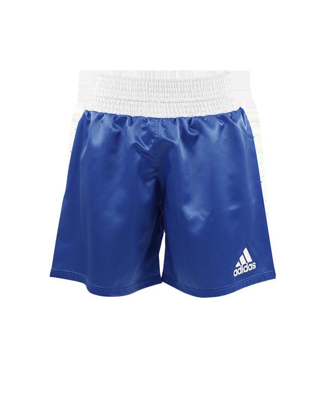 adidas Multi Boxing Short blau weiss size L ADISMB01-2 L