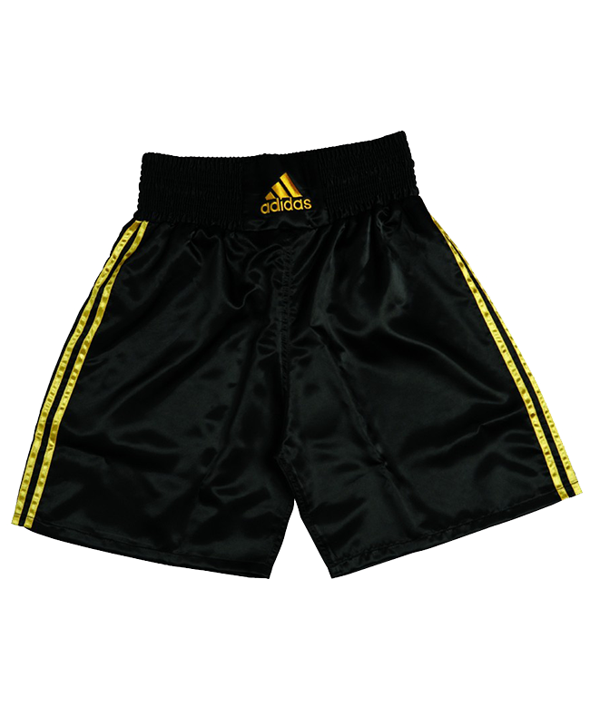 adiSMB01 Multi Boxing Short schwarz gold adidas