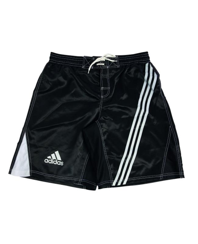 adidas Hose Fit Board Short Gr. XXL schwarz/weiß adiSMMA02 XXL
