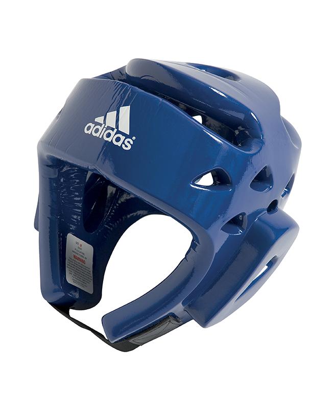adidas Taekwondo Kopfschutz Gr. L blau WTF approved, adiTHG01 L