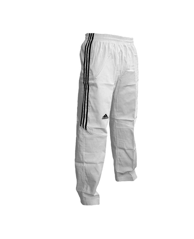 adiTTR01 Training Pants 170 Einzelhose weiss adidas 170cm