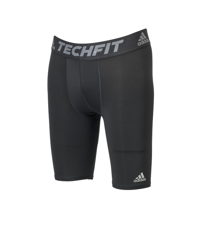 adidas TECHFIT Short TF BASE ST schwarz XL AJ5037 Compression tight XL