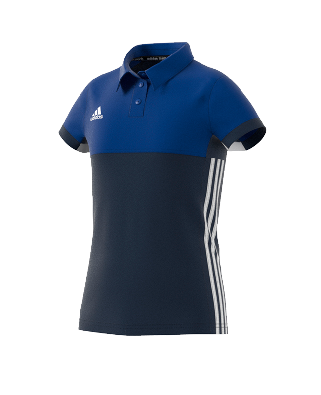adidas T16 Climacool POLO YOUTH GIRLS blau AJ5258 128