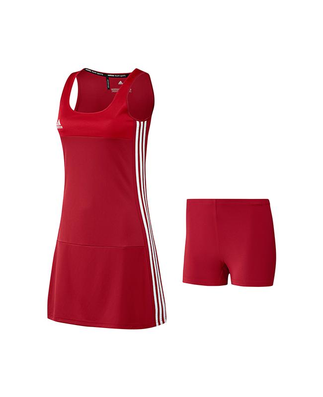 adidas T16 Climacool Dress size XS rot AJ5263 XS