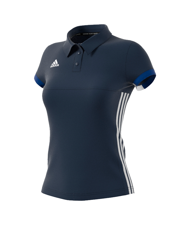adidas T16 TEAM POLO WOMAN size XL blau AJ5274 XL