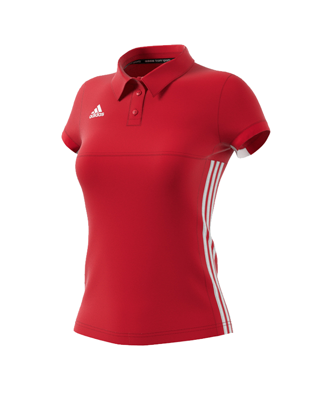 adidas T16 TEAM POLO WOMAN rot AJ5275 M