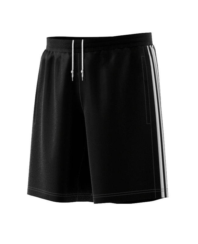 adidas T16 Clima Cool SHORT MEN schwarz size XXL AJ5293 XXL