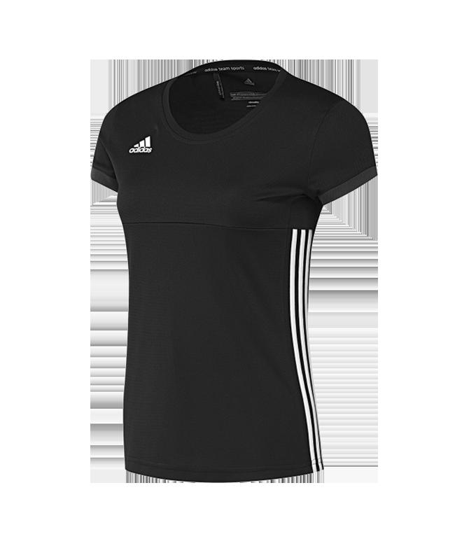 adidas T16 TEAM TEE WOMAN schwarz size S AJ5301 S