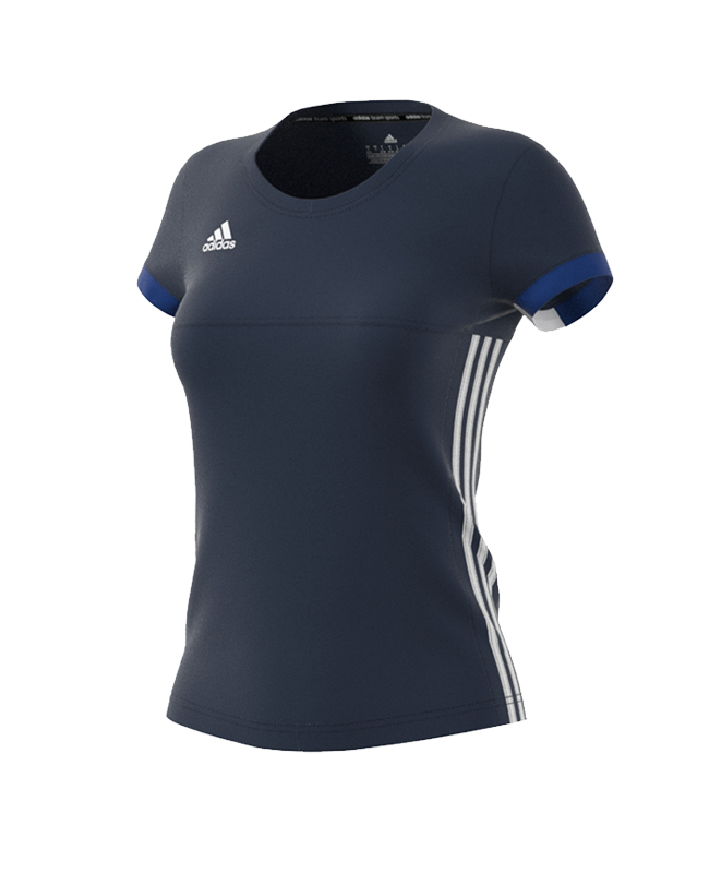 adidas T16 TEAM TEE WOMAN blau AJ5302 XL