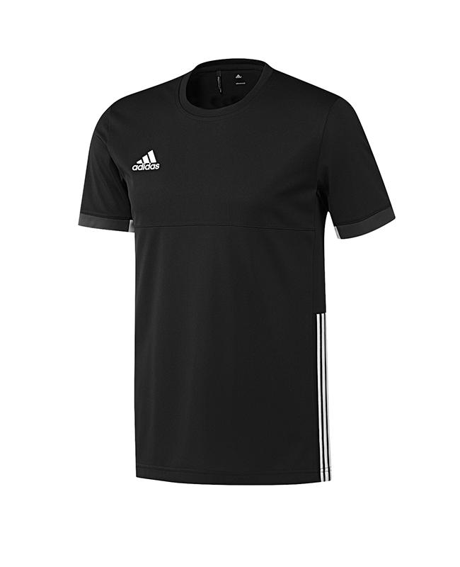 adidas T16 TEAM TEE MEN schwarz/grau AJ5306 M
