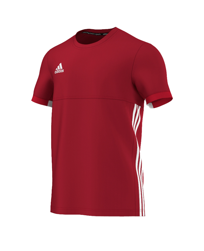 adidas T16 TEAM TEE MEN rot AJ5308 XXL