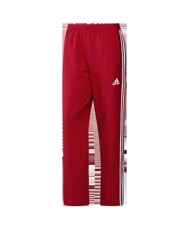 adidas T16 Team Pant MEN Hose L rot AJ5320 L
