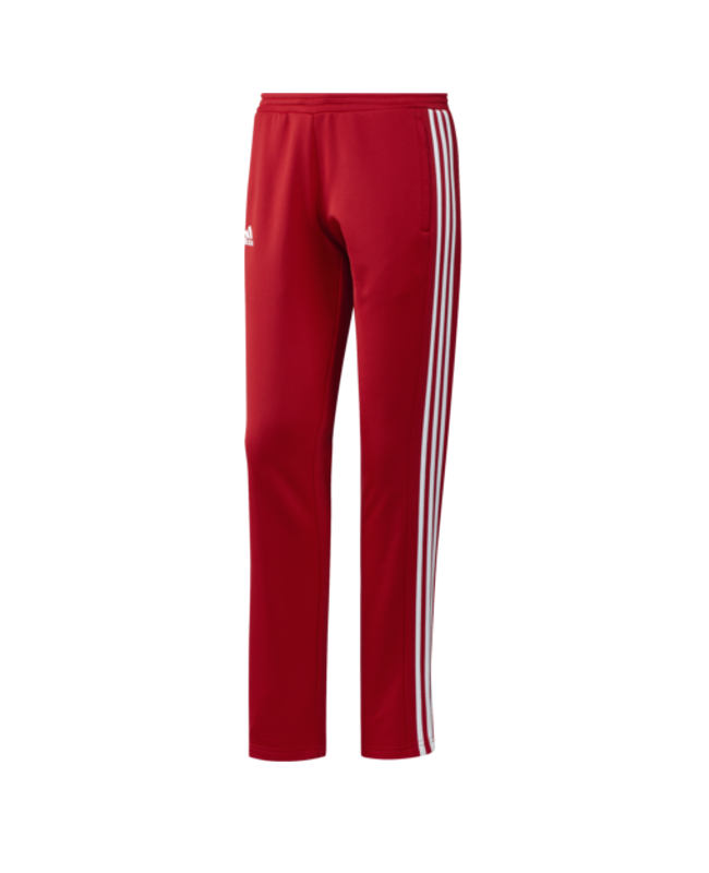 adidas T16 Sweat Pant WOMEN Hose XL rot AJ5392 XL