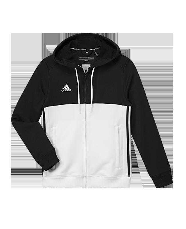 adidas T16 Hoody YOUTH 116 schwarz/weiss AJ5399 116