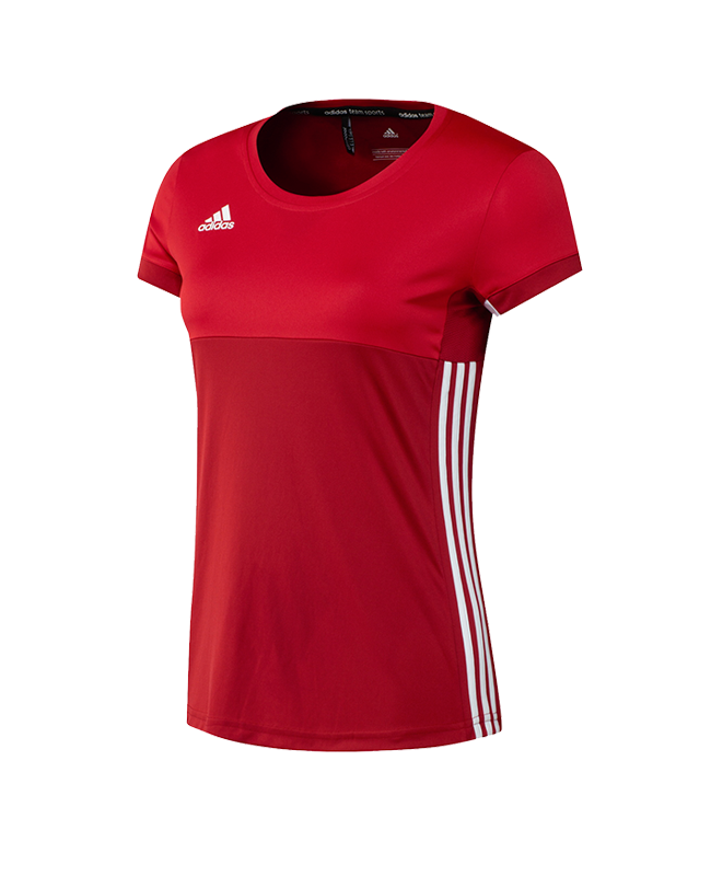 adidas T16 Climacool TEE Shirt WOMAN size XS rot AJ5441 XS