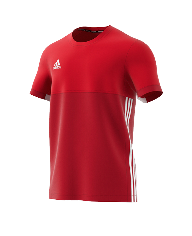 adidas T16 Clima Cool TEE Men size S rot AJ5446 S