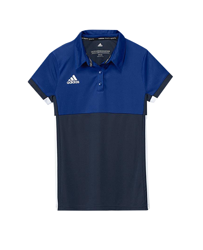 adidas T16 Climacool Polo Shirt  Youth BOYS size 164 blau AJ5471 164