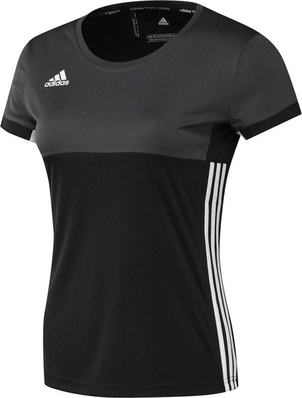 adidas T16 Climacool TEE Shirt WOMAN schwarz AJ5439 L