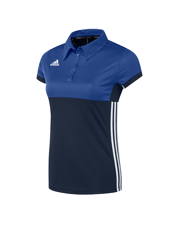 adidas T16 Climacool Polo Shirt WOMAN blau AJ5476 XL
