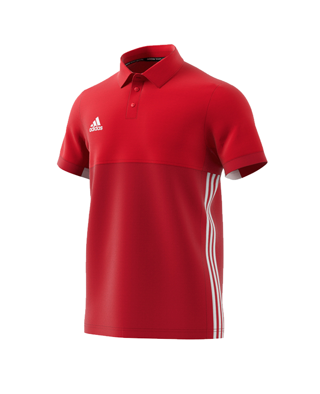adidas T16 Climacool Polo Shirt Men size S rot AJ5483 S