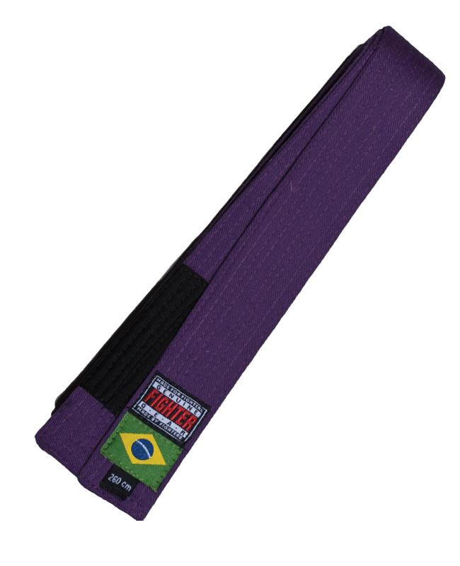 FW Brazilian Jiu Jitsu Gurt violett
